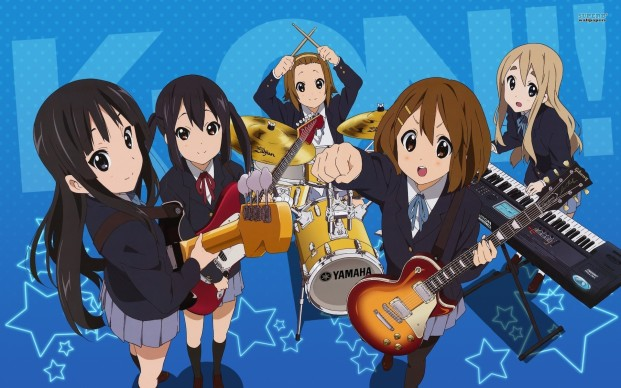 Image result for k-on