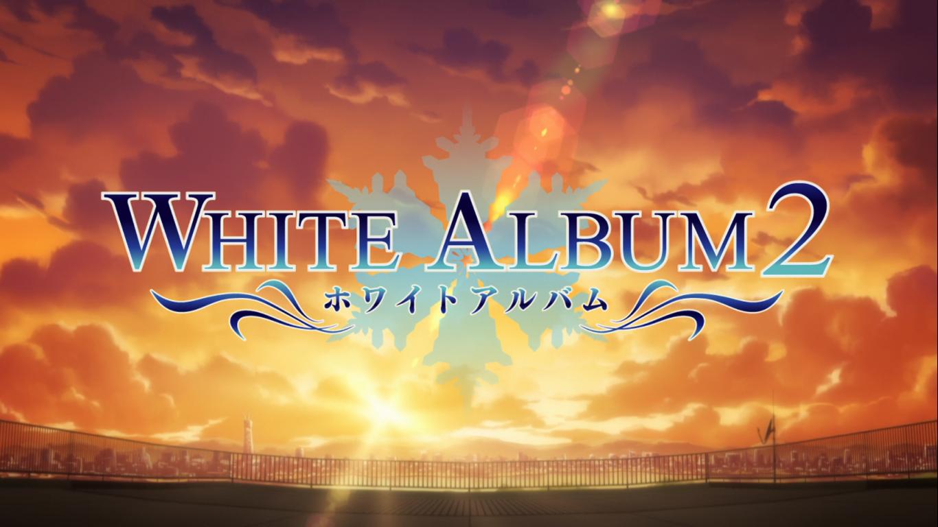 White Album 2 Anime Characters : White album review analysis the vault