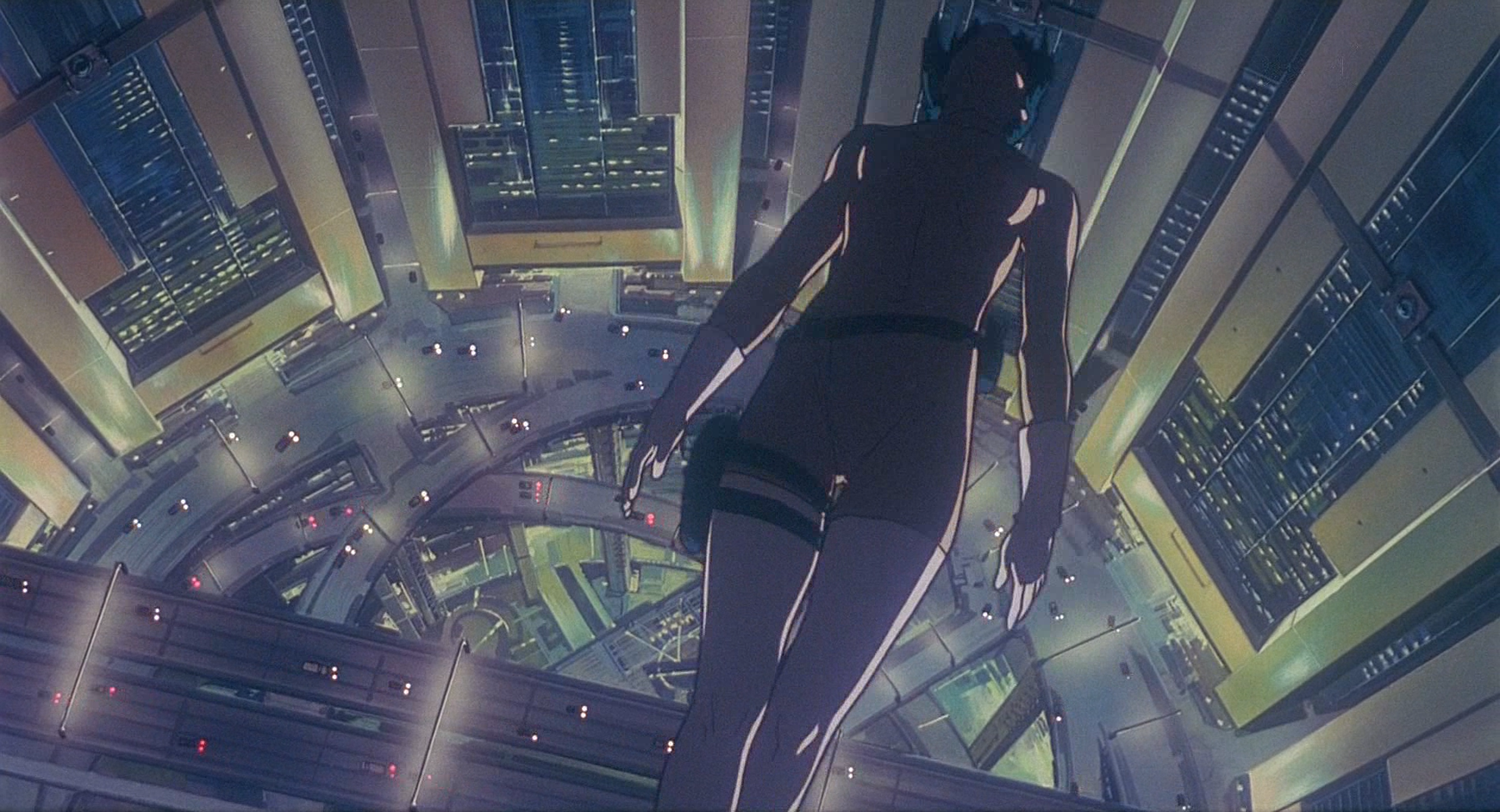 A Philosophical Analysis Of Ghost In The Shell 1995 The Vault