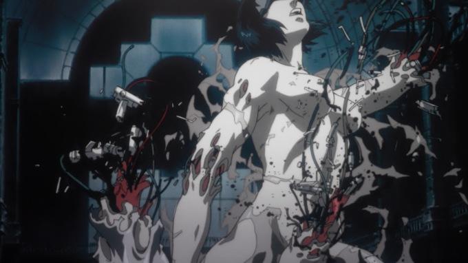 Risultati immagini per ghost in the shell 1995