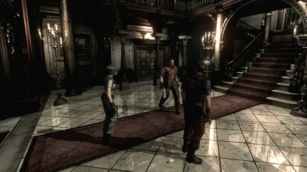 Resident-Evil-HD-Remaster-Errors