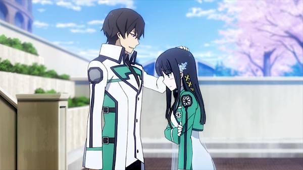 Tatsuya and his sister