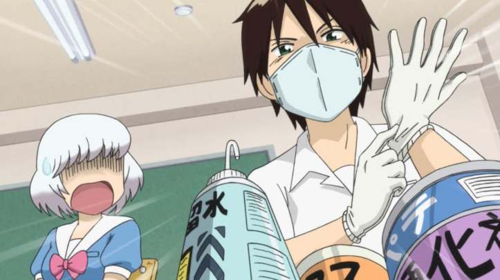 Yokoi gets emotionally invested