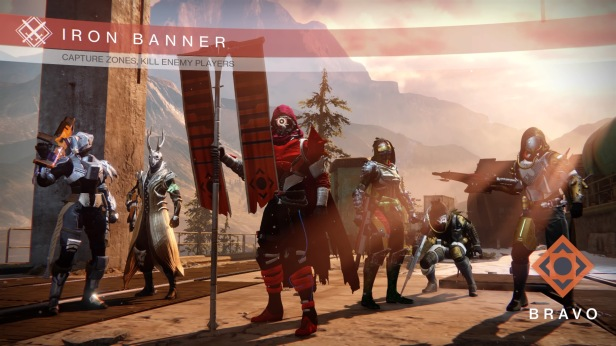 Destiny: TTK Crucible