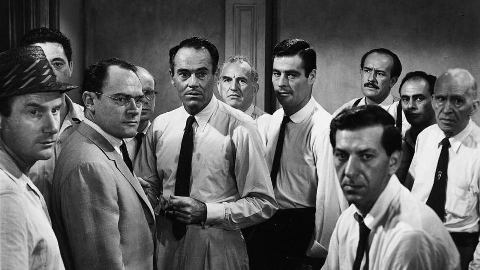 The 12 Angry Men.