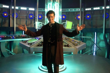 Doctor 11 Tardis