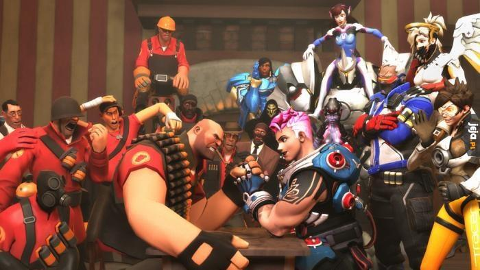 Team Fortress 2 Versus Overwatch How Similar Are The Characters