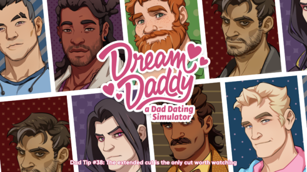 dream daddy title