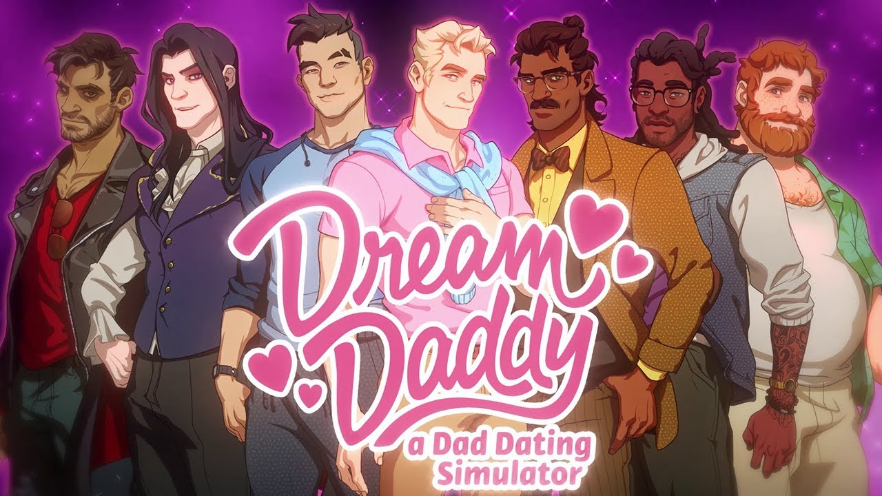 Amanda Dream Daddy dream daddy: more than just dating dads? – the vault