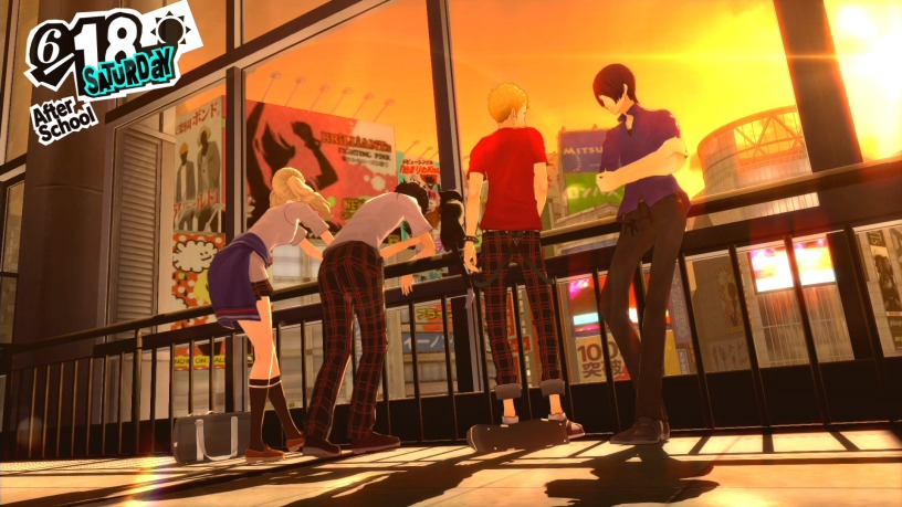Persona 5 – Realism through the Mundane and Metaphorical